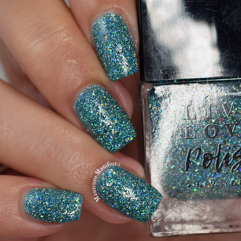 Live Love Polish Mint Julep swatch