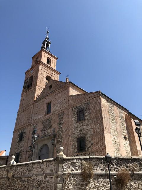 Iglesia La Antigua de Vicálvaro (Madrid)