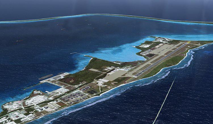 迪哥加西亚岛遭英国佔领并租让给美国作为军事基地使用,已超过50年。(图片来源:mirandamelcher.wordpress.com)