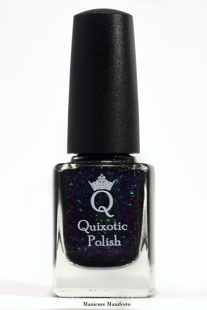 Quixotic Polish To The Moon And Back review