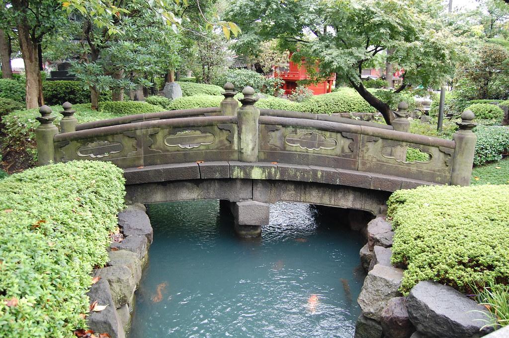 Puente en Ueno