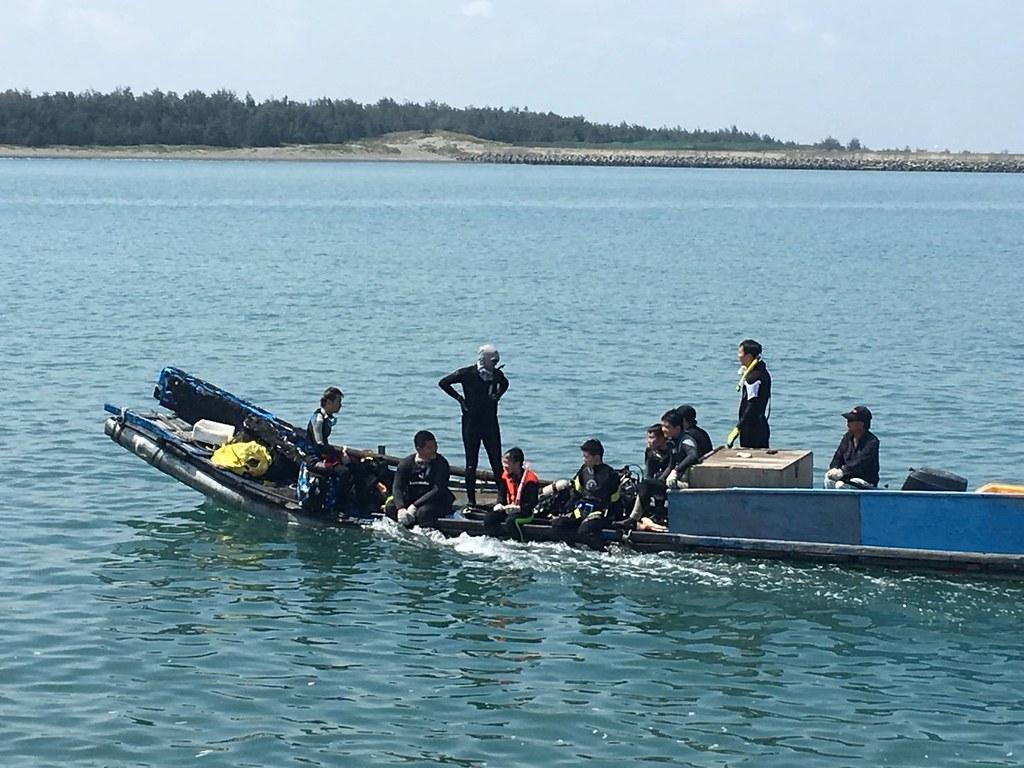 圖4.台南市政府淨海活動