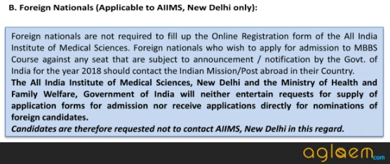 AIIMS 2019 Application Form (Released)   Check Here