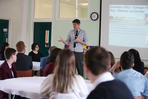 St Johns Erasmus+ Key Action 1