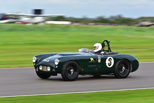 Martin Hunt, HWM-Jaguar, Freddie March Memorial Trophy, Goodwood Revival 2018