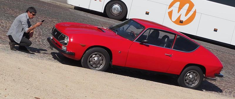 Lancia Fulvia 1300  Sport Zagato 1972 29488137367_d299cbc728_c