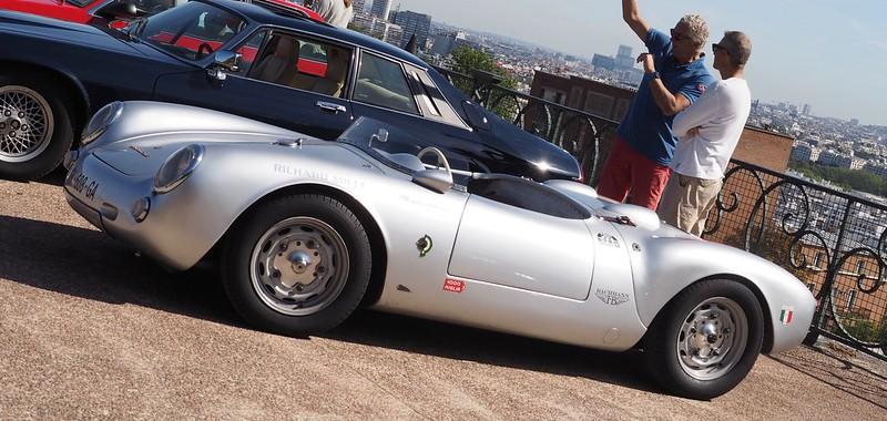 Porsche 550 RS Spyder 1953/56  29634158107_25bbcb32b4_c