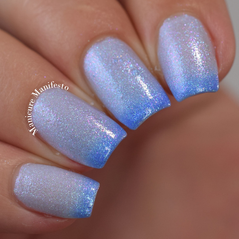 Paint It Pretty Polish Aurora's Tear Drop review