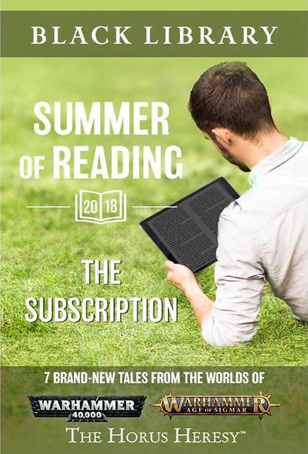 Summer of Reading 2018