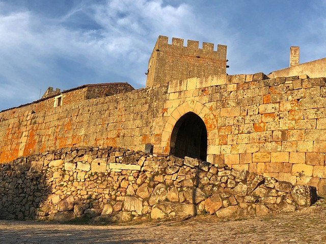 Murallas de Pinhel (Portugal)