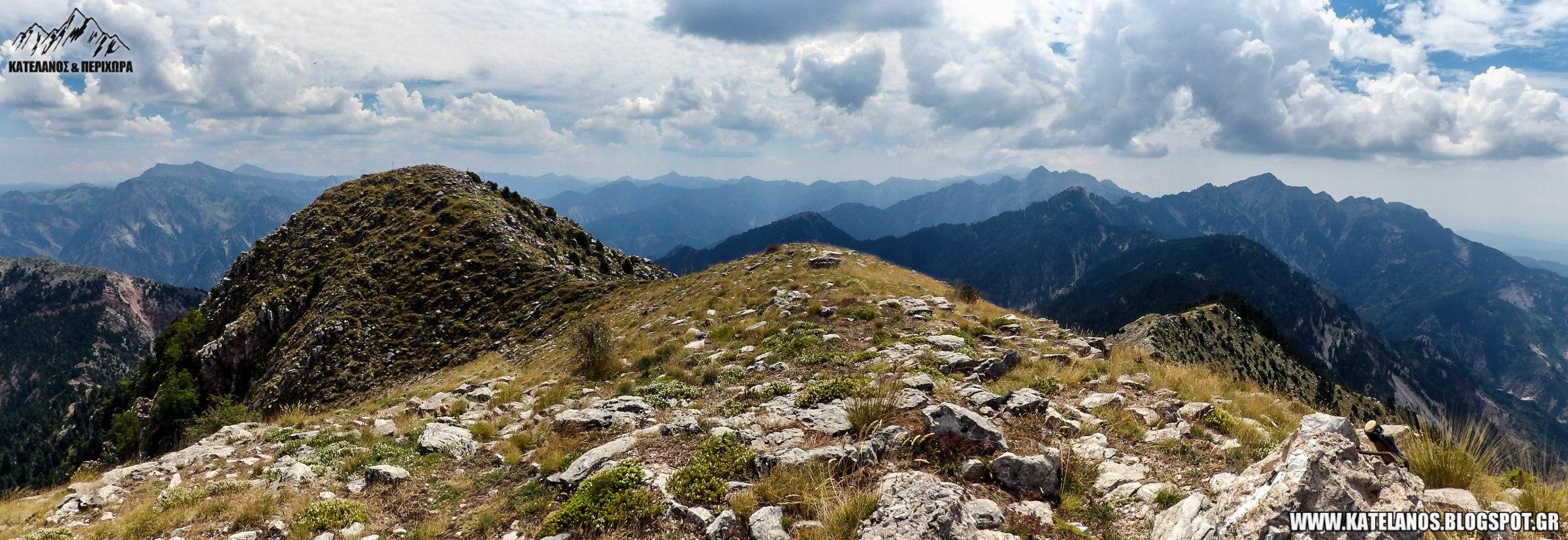 συννεφιασμενα βουνα αιτωλοακαρνανια αξιοθεατα