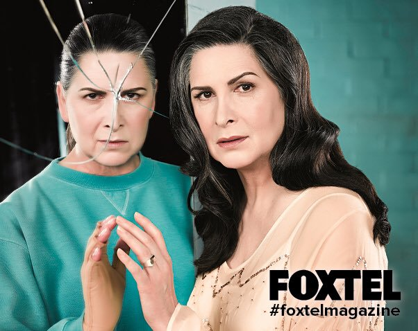 "Pamela Rabe / Joan ""The Freak"" Ferguson"