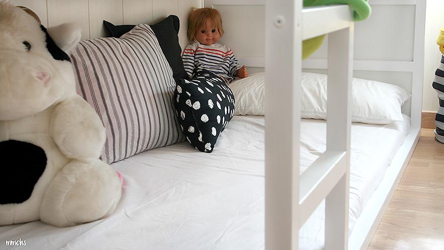 habitación Montessori infantil