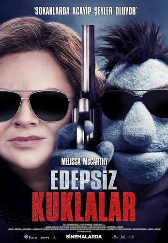 Edepsiz Kuklalar - The Happytime Murders (2018)