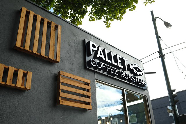 Pallet Coffee Roasters | Fairview Slopes, Vancouver