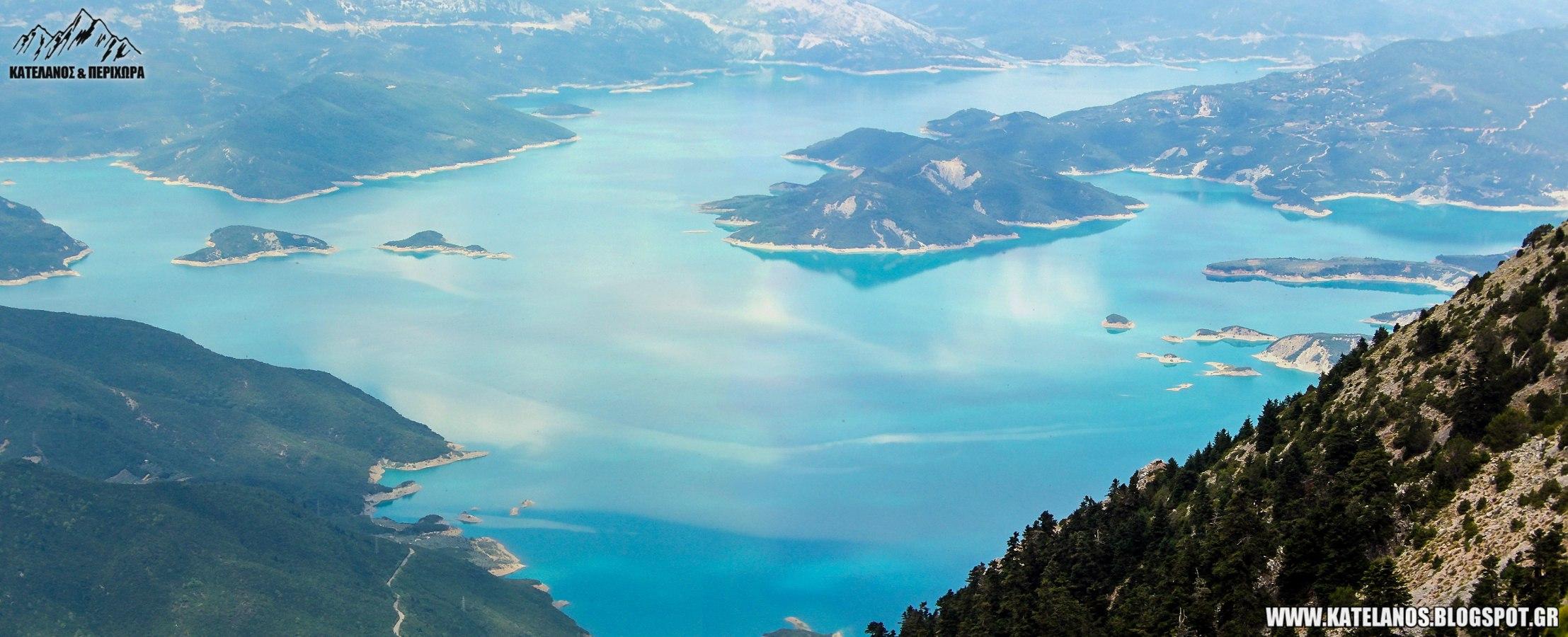 λιμνη κρεμαστων εντυπωσιακες αντανακλασεις