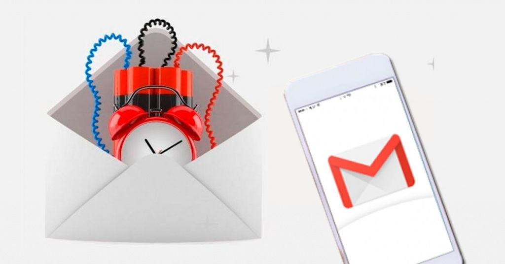 Cómo enviar mensajes en modo confidencial en Gmail desde el móvil