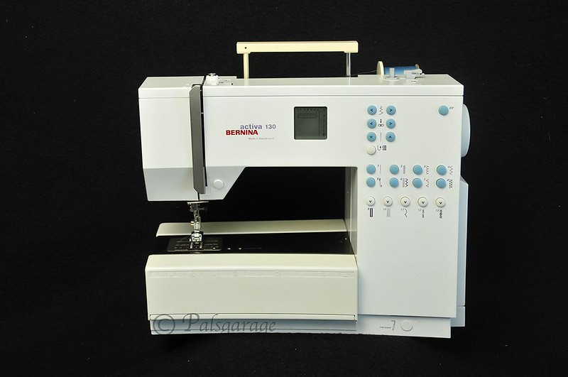 BERNINA ACTIVA 40 SEWING MACHINEACCESSORIESEXCELLENT CONDITION Simple Bernina Activa 130 Sewing Machine