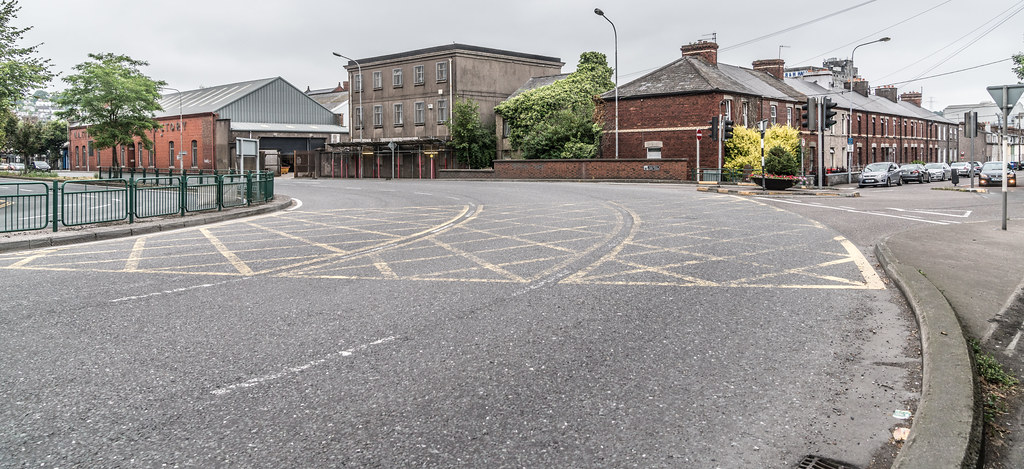 AREA NEAR THE ROUNDABOUT ON VICTORIA ROAD IN CORK JULY 2017  002
