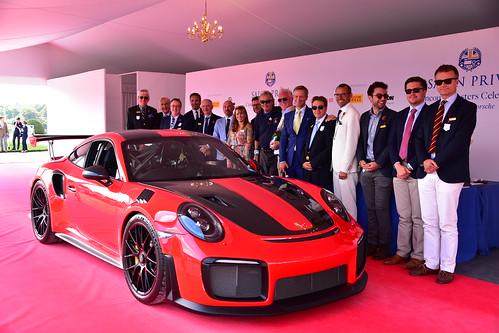 Porsche 911 GT2 RS, Salon Privé, Blenheim Palace 2018