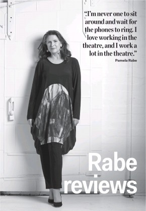 Pamela Rabe - The Saturday Paper