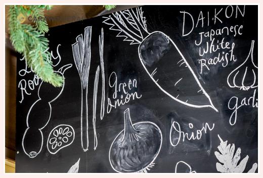 黒猫とほうき@Tane Cafe(愛知県瀬戸市のカフェ)のインテリア