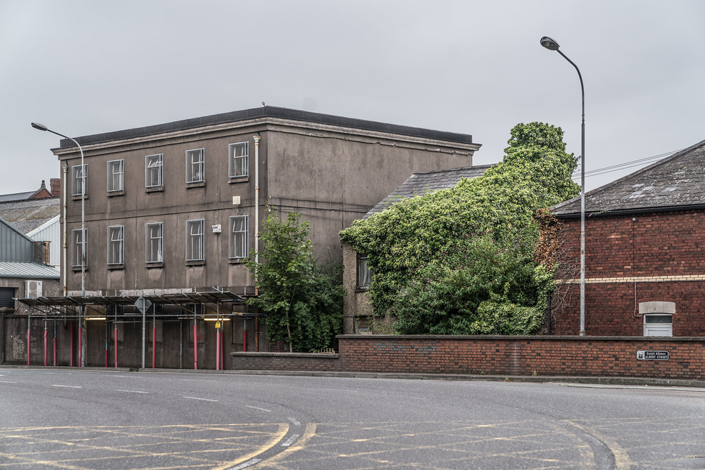 AREA NEAR THE ROUNDABOUT ON VICTORIA ROAD IN CORK JULY 2017  001