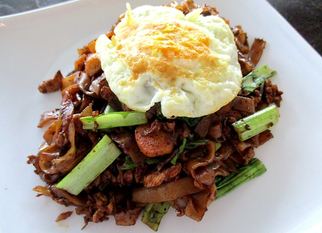 Fried kway teow 3