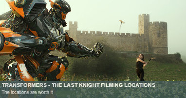 Where was Transformers the last knight filmed
