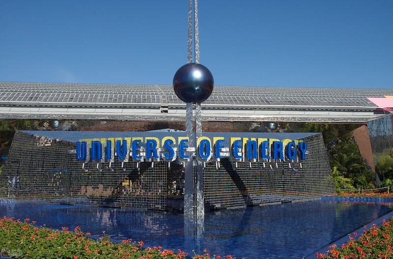 迪士尼未來能源飯館裝設2200片的太陽能板