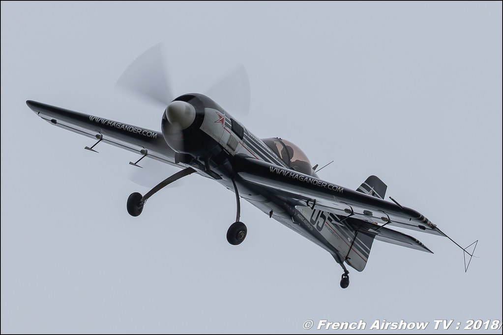 Su-26MX EC-LUP Nils Hagander Dittinger Flugtage 2018 Canon Sigma France contemporary lens Meeting Aerien 2018
