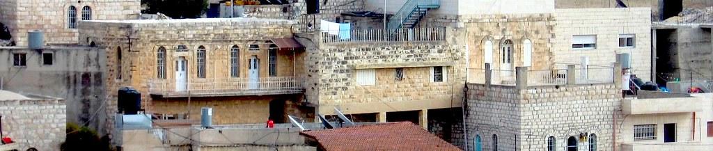 Современность горы Сион в Иерусалиме.