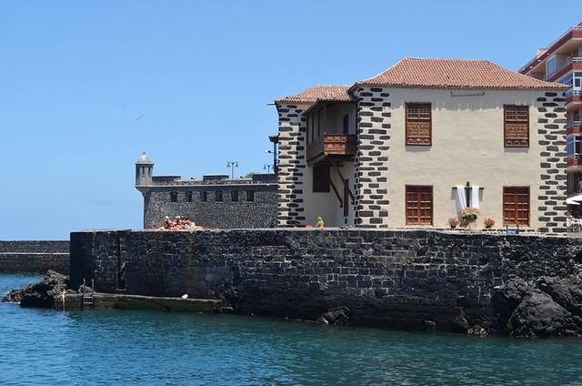 Architecture, Puerto de la Cruz, Tenerife