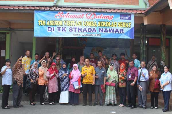 Lomba Sekolah Sehat Tingkat Kota Bekasi