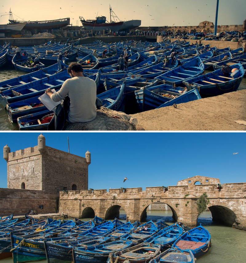 Locations Morocco Essaouira