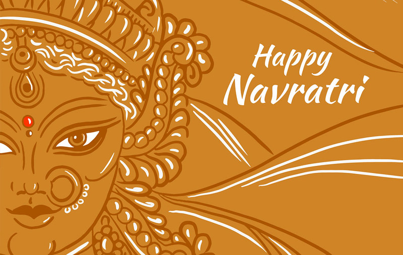 happy navratri whatsapp status 2018