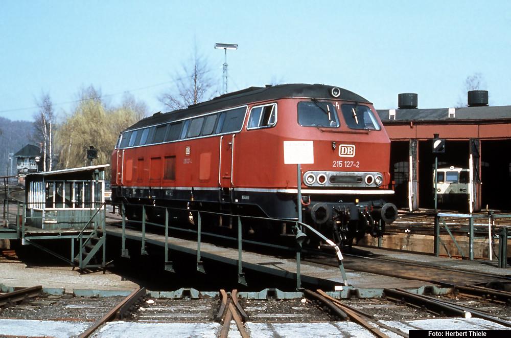 215 127, Bw Stolberg, 1982