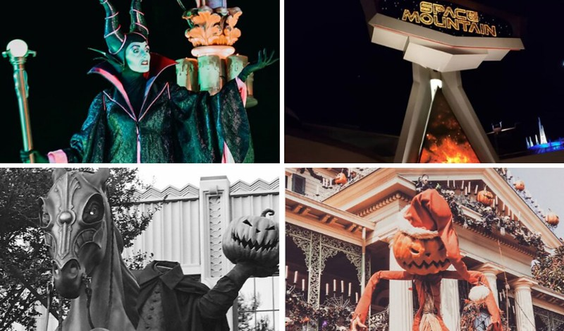 disneyland mickey's not so scary halloween party dates
