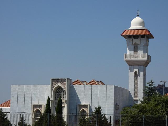 Mezquita de la M-30 (Madrid)
