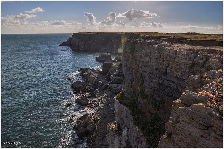 Акварельная Великобритания (Уэльс & Северная Англия)