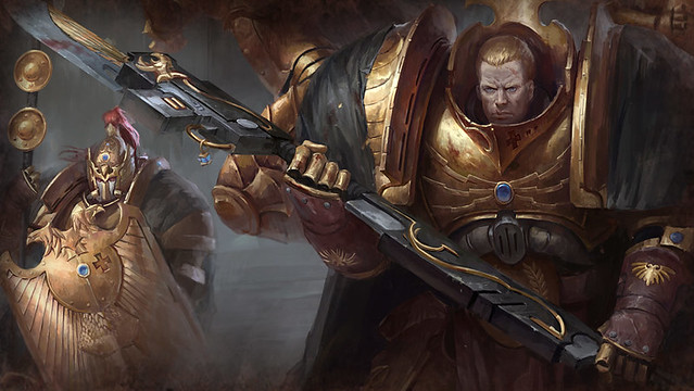 Хранители Трона: Легион Императора