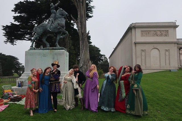 Pre-Raphaelite Picnic 09-02-2018