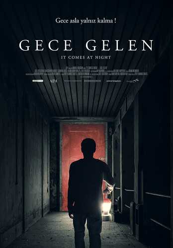 Gece Gelen - It Comes at Night (2018)