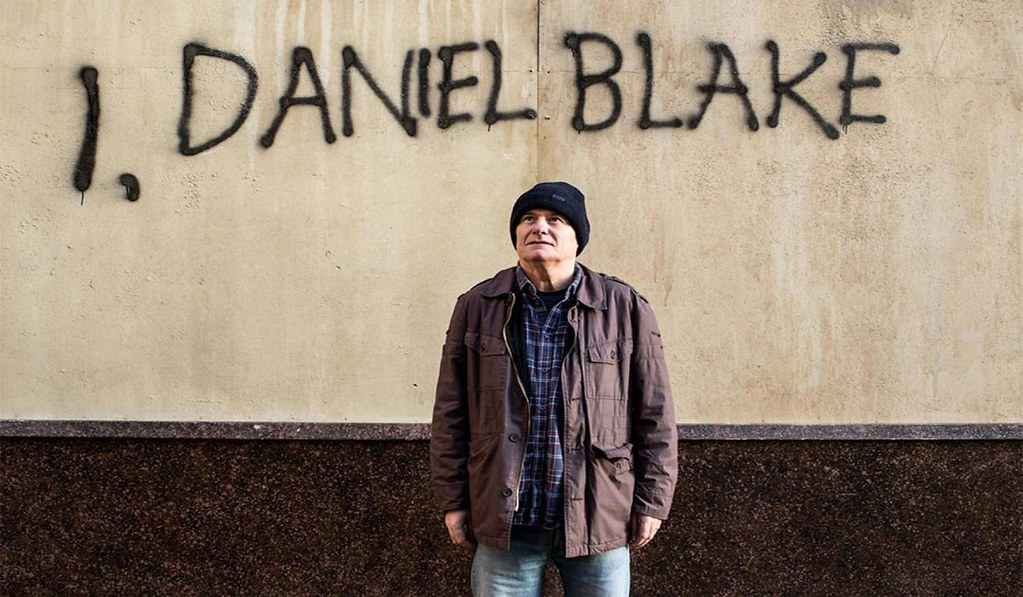 電影《我是布萊克》劇照。