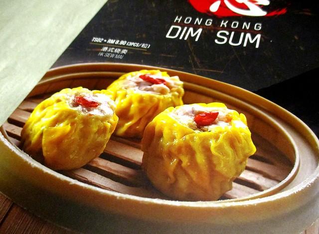 HK siew mai RM8.90 for 3