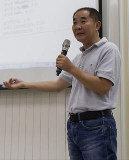 鄧儀|麗江健康與環境研究中心理事長