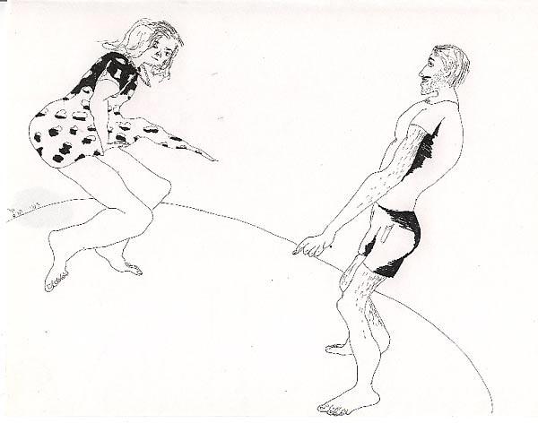 couple drawings man woman couples drawing girl boy relatio