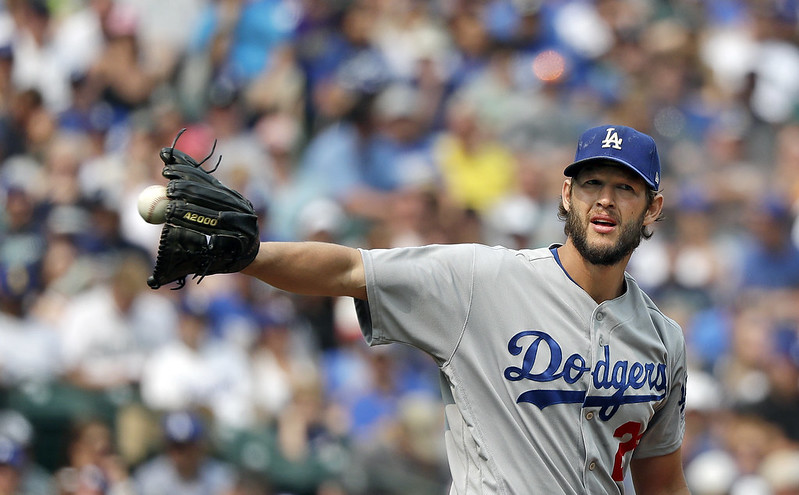 Clayton Kershaw。(達志影像資料照)