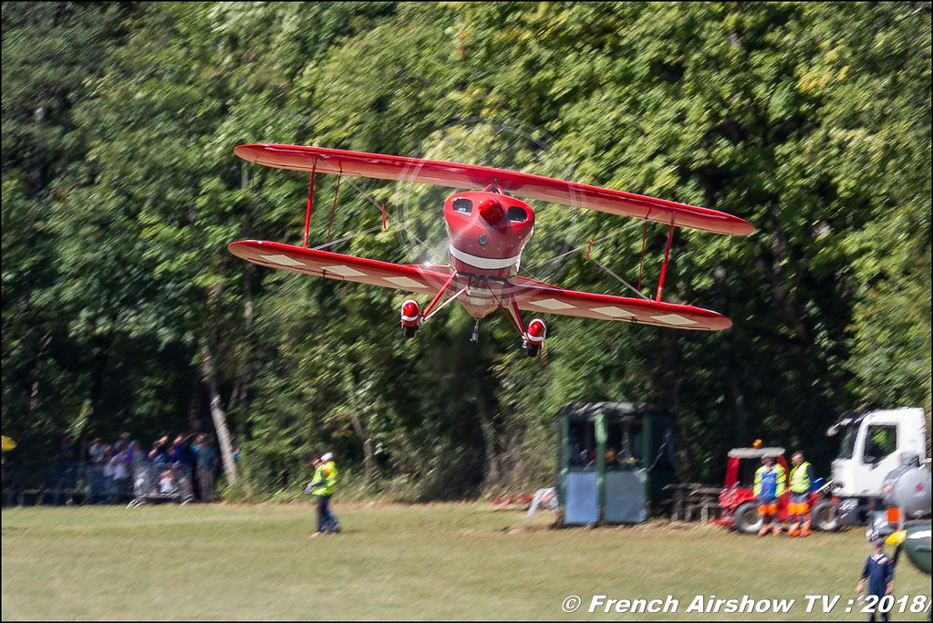 Pitts S-1S N8671 Dittinger Flugtage 2018 Canon Sigma France contemporary lens Meeting Aerien 2018