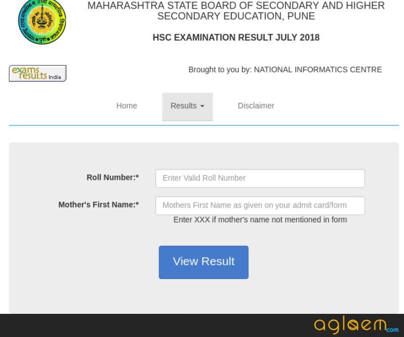 Maharashtra HSC Supplementary Result 2018